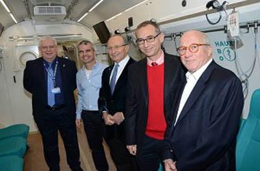 В клинике Асаф ха Рофэ открыт крупнейший в мире гипербарический центр